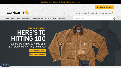 Carhartt.com Coupon Codes, Deals & Promotions