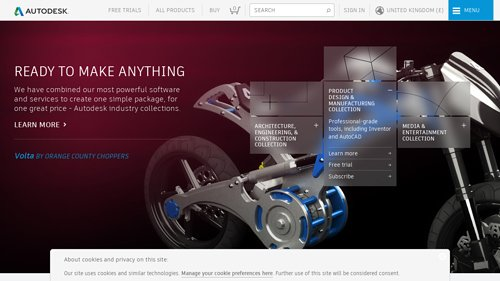 Autodesk.co.uk Coupon Codes, Deals & Promotions