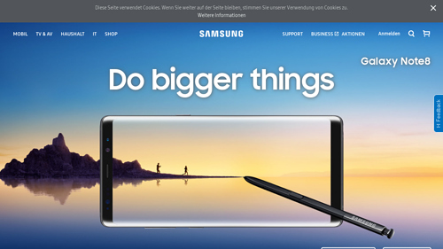 Samsung.com Coupon Codes, Deals & Promotions